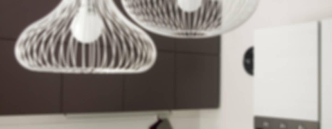 casa MS_SM Cucina moderna di msplus architettura Moderno