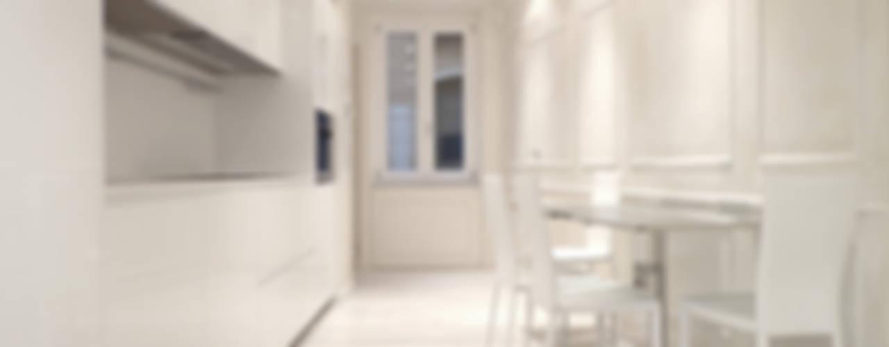 廚房室 根據 gosplan architects