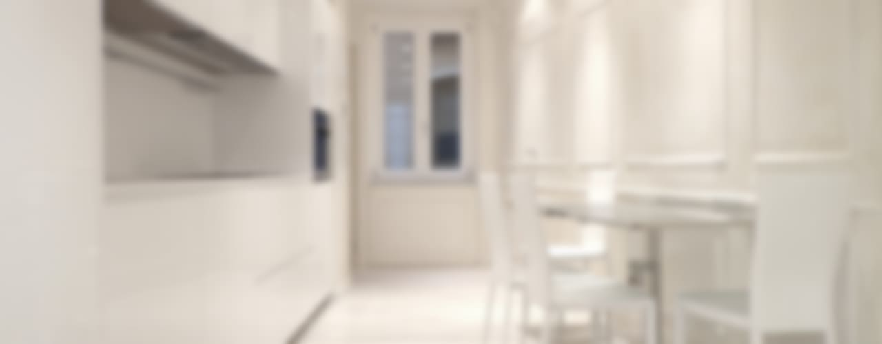 Kitchen by gosplan architects,