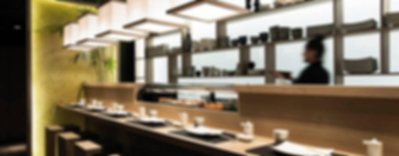JAPIT - Sushi Bar di Ernesto Fusco Minimalista