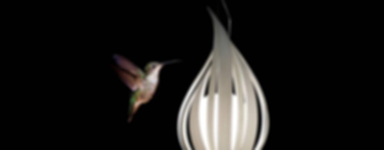 Raindrop Lamp von Javier Herrero* Studio