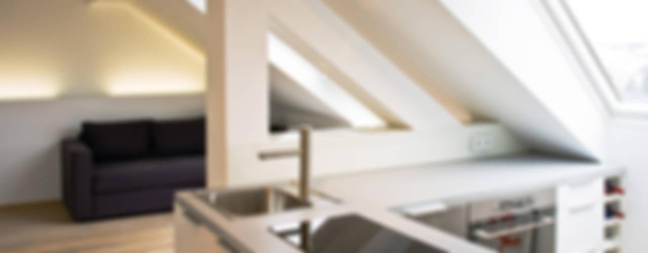 Projekty,  Kuchnia zaprojektowane przez ONE!CONTACT - Planungsbüro GmbH