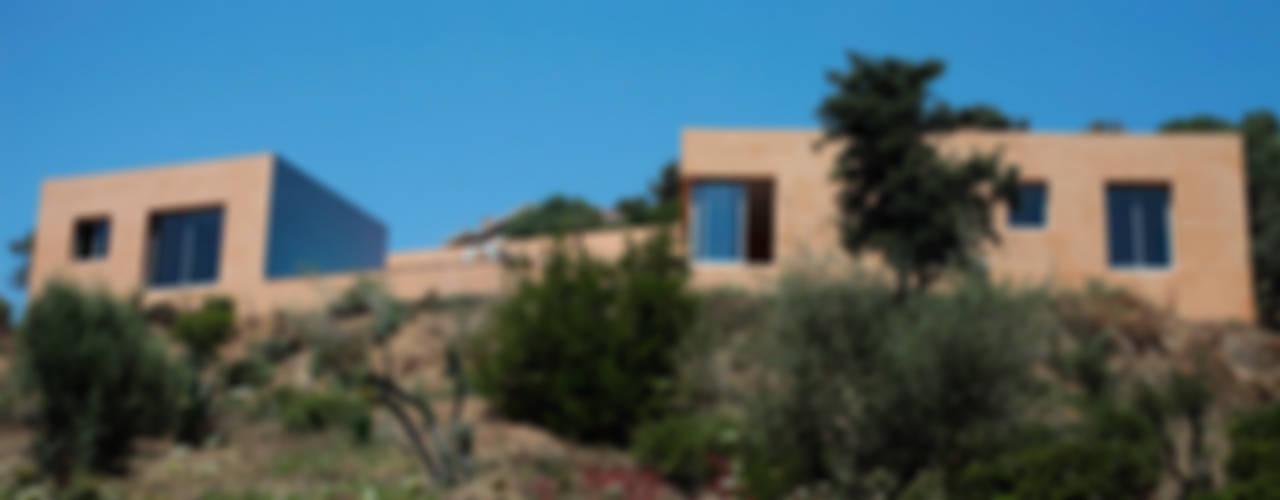 Villa ISAKY Maisons modernes par Paul Franceschi Moderne