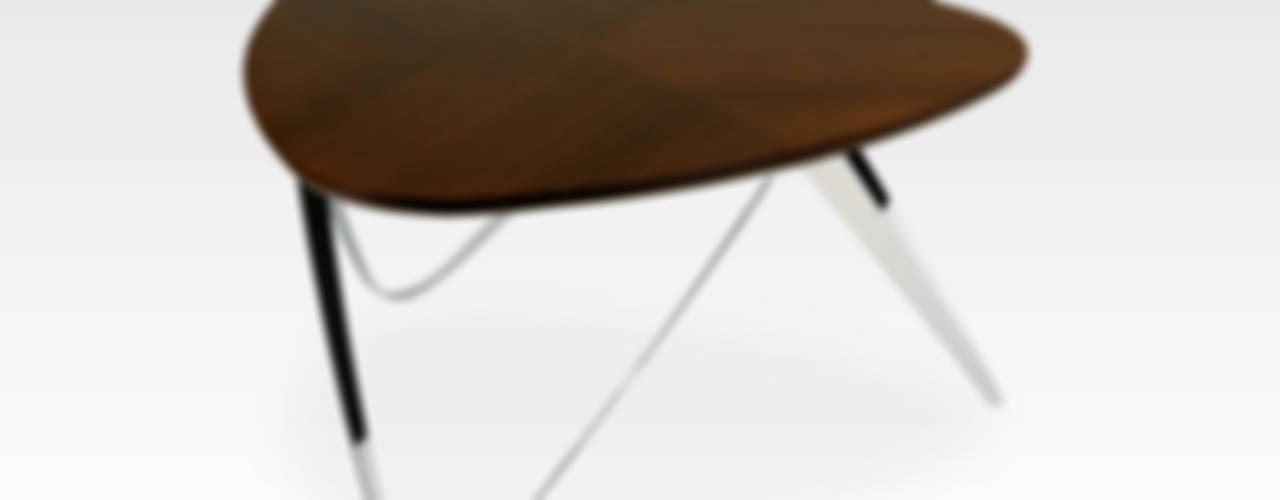 PLEKTRON Couchtisch Furnier: modern  von joval GmbH,Modern