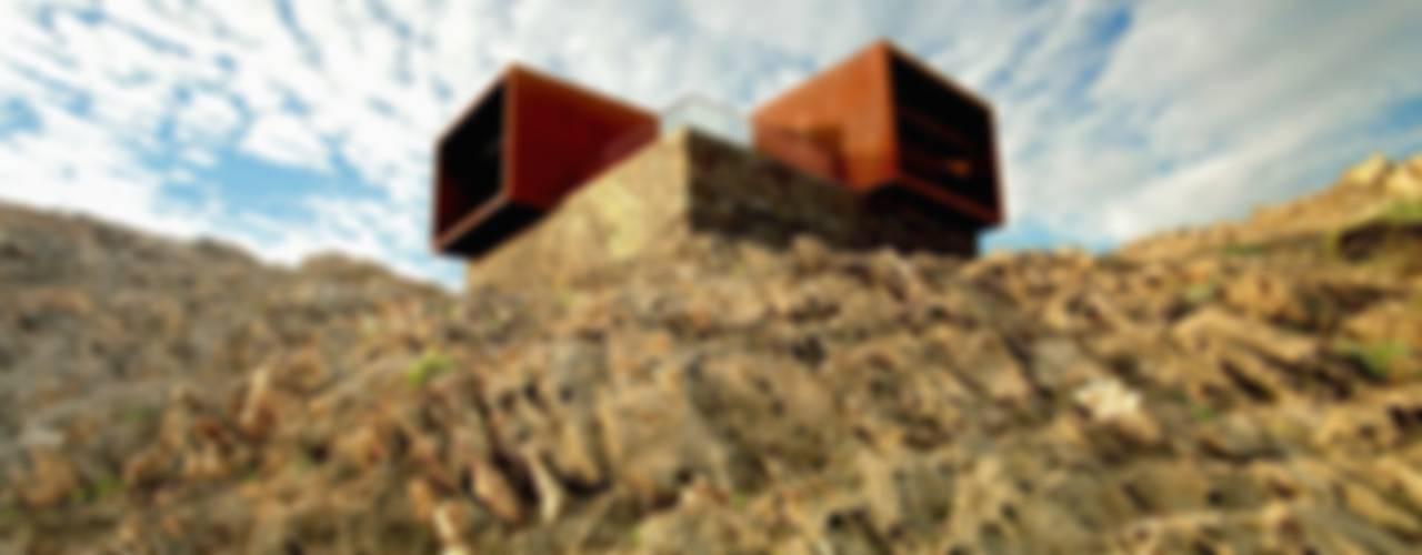 Proyecto de restauración del Paratge de Tudela-Culip (Club Med) en el Cap de Creus Casas de EMF - landscape architecture