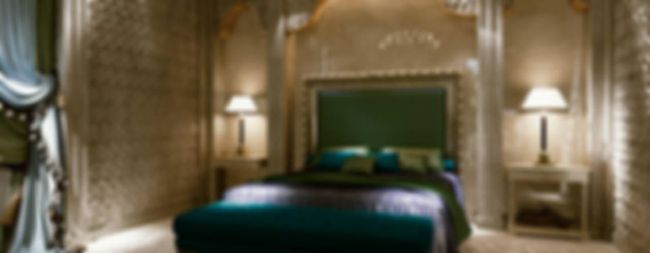 Dormitorios de estilo ecléctico de Scultura & Design S.r.l. Ecléctico
