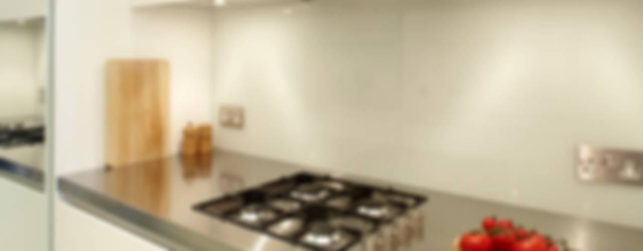 New Crane Wharf Moderne Küchen von TLA Studio Modern