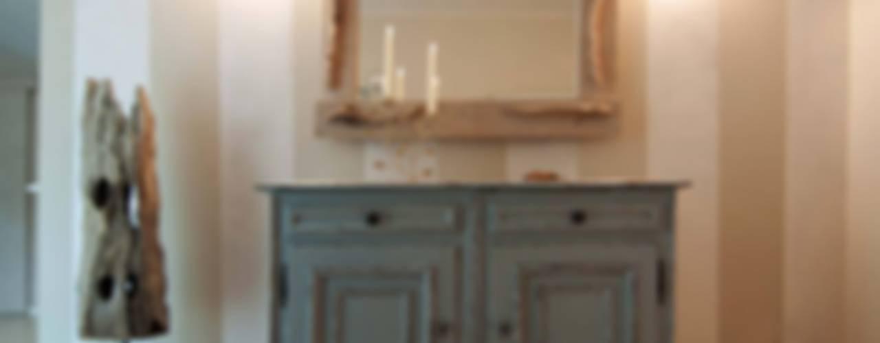 COMFORT COUNTRY Cucina in stile rustico di Rachele Biancalani Studio Rustico