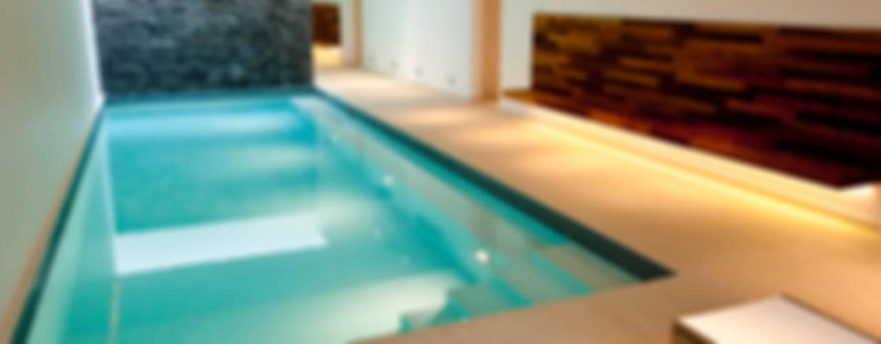 Minimalist Subterranean Pool London Swimming Pool Company Modern pool