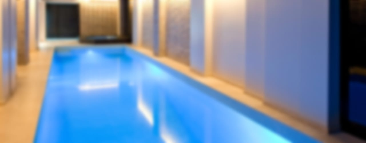Pool and Spa Renovation Modern pool by London Swimming Pool Company Modern