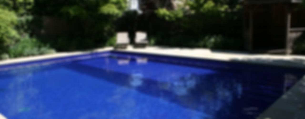 Sapphire Pool Landelijke zwembaden van London Swimming Pool Company Landelijk