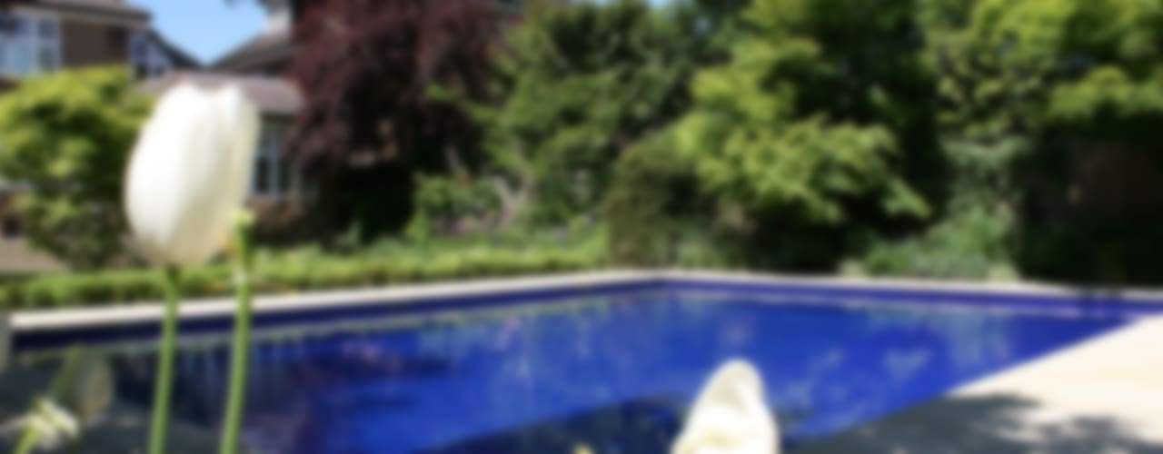 Sapphire Pool Country style pool by London Swimming Pool Company Country