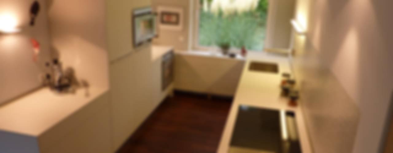Keuken door neue innenarchitektur,