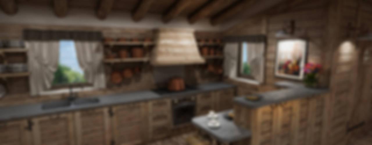 studiosagitair의  주방
