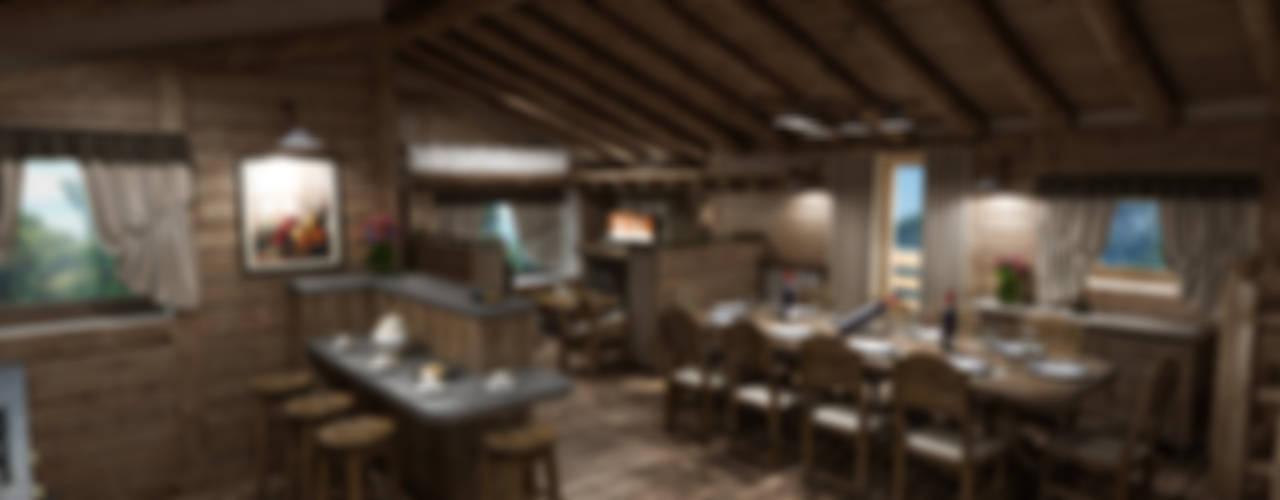 Столовые комнаты в . Автор – studiosagitair,