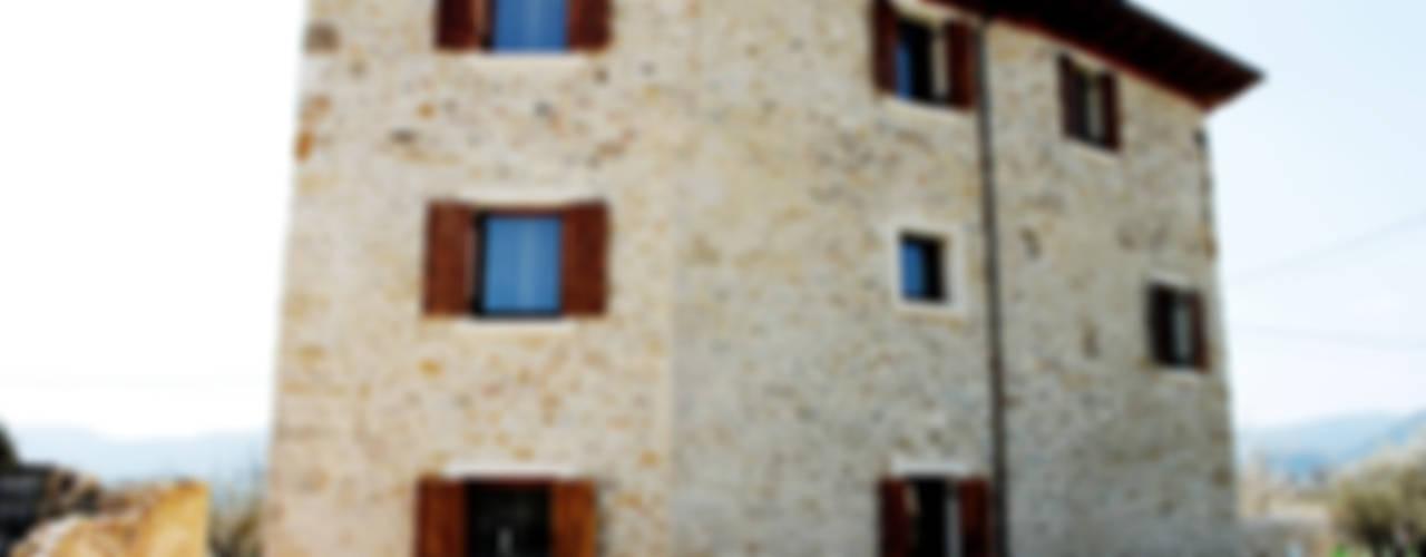 Casa Rural Tía Irene Hoteles de estilo moderno de Interior03 Moderno