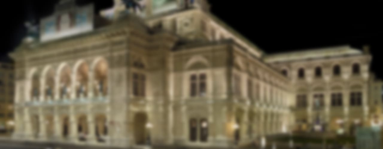 Vienna State Opera الغرف من podpod design