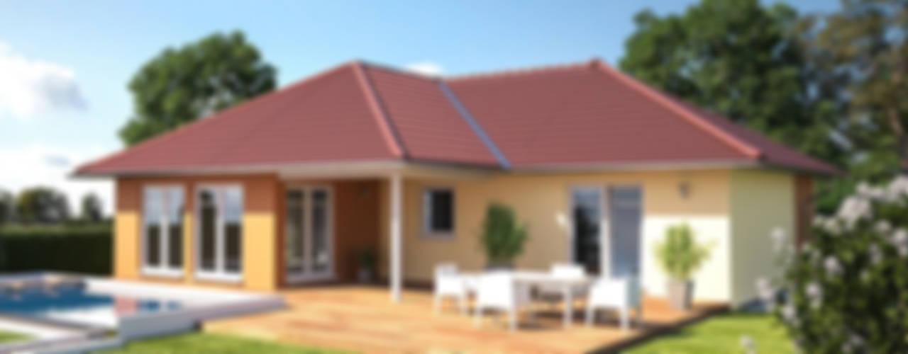 Bungalowserie Top Star Hanlo Haus Moderne Häuser