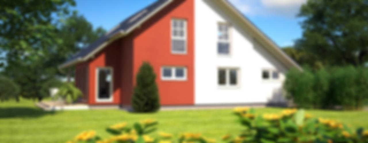 Einfamilienhausserie Living Klassische Häuser von Hanlo Haus Klassisch