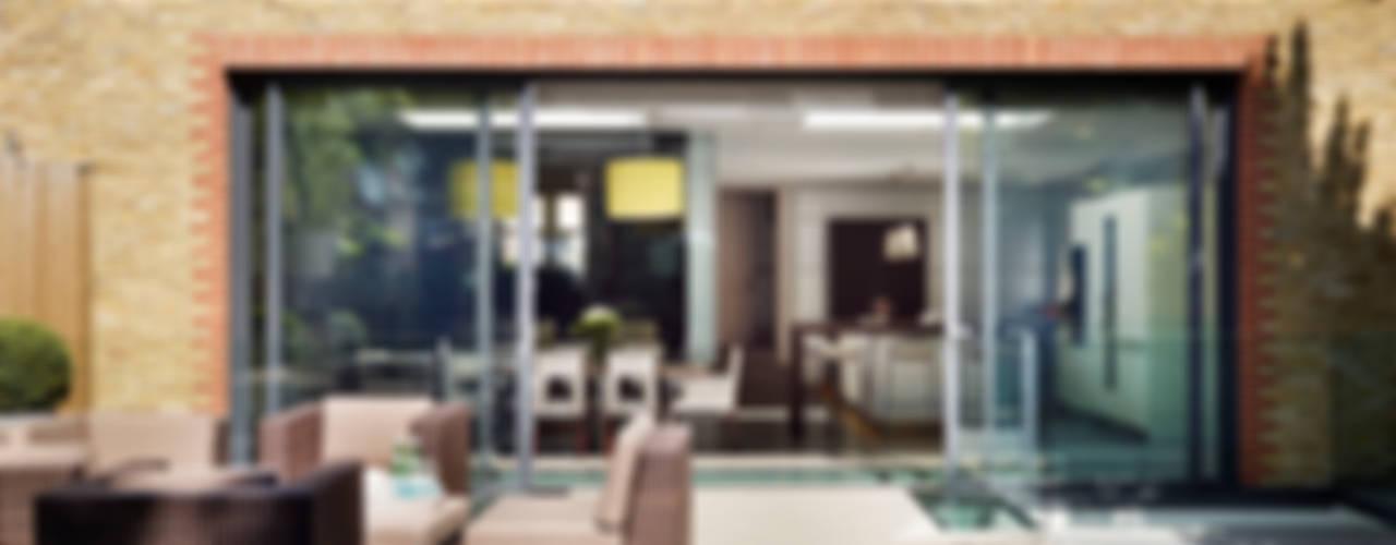 Küche von Genevieve Hurley Interiors Ltd