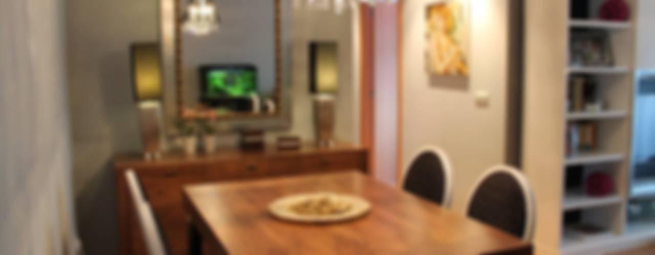 Comedores de estilo  por Paco Escrivá Muebles, Moderno