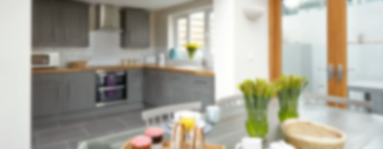 Porthleven Eclectic style kitchen by LEIVARS Eclectic