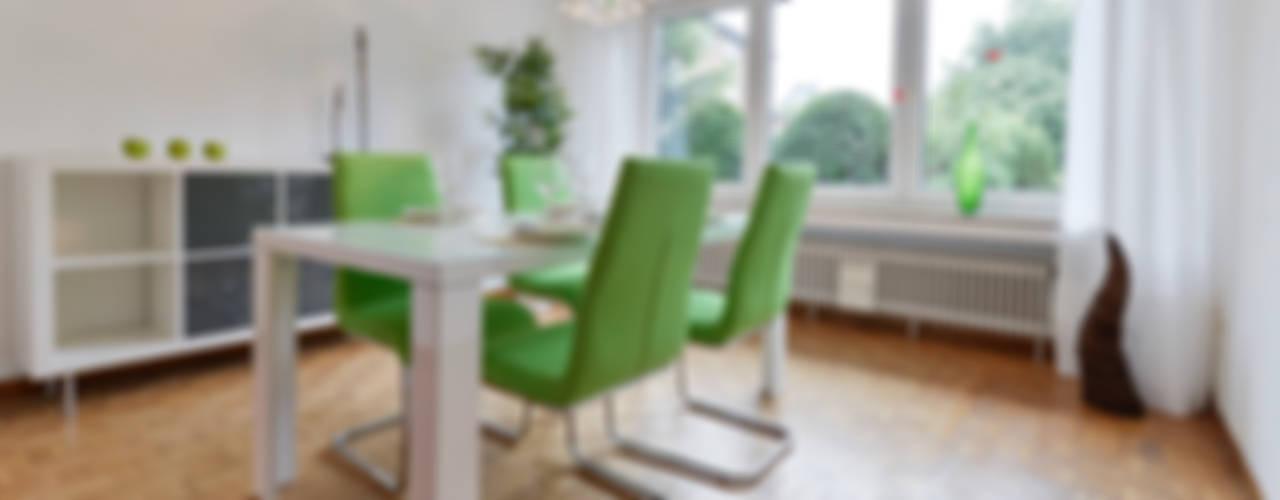 2-Familienhaus in Kirchhellen Moderne Esszimmer von raumessenz homestaging Modern
