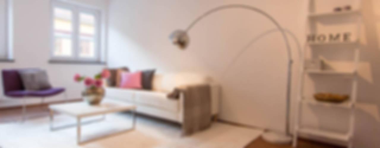 Home Staging Moderne Wohnzimmer von Münchner HOME STAGING Agentur Modern
