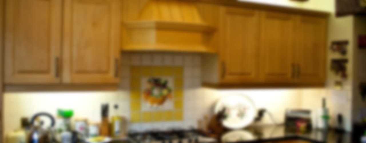 Barnet Interior Design カントリーデザインの キッチン の RS Architects カントリー