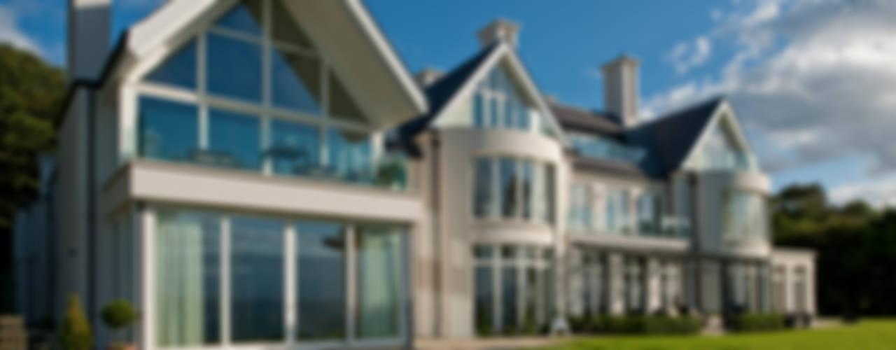 Дома в . Автор – Des Ewing Residential Architects, Классический