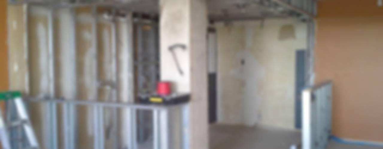 Doncaster Kitchen Remodeling Project, UK Кухня в классическом стиле от Botico Классический
