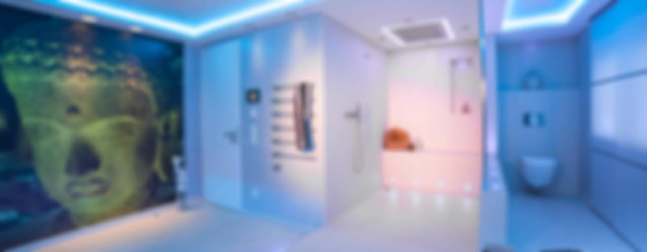 Spa & Bad-Design Ausgefallene Badezimmer von Design by Torsten Müller Ausgefallen