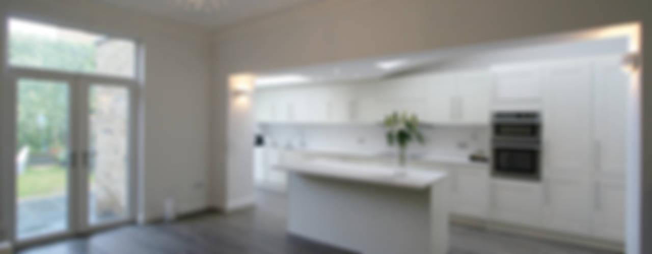 North London Kitchen Extension Model Projects Ltd Kitchen