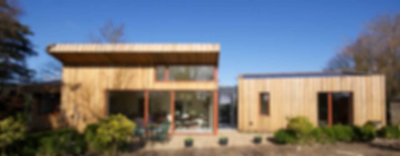 Pond House_Passive House (Passivhaus) Moderne Häuser von Forrester Architects Modern