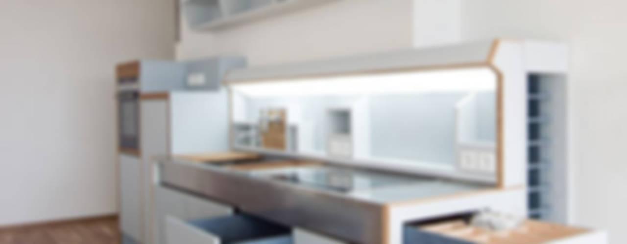 fette Vögel fliegen nicht Küche von studio andree weissert