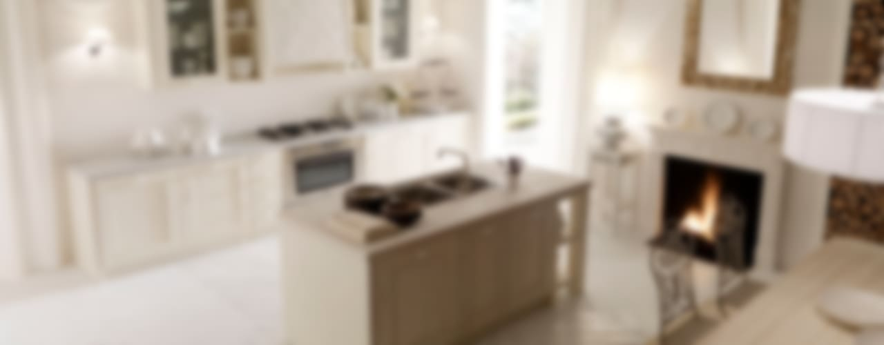 eclectic  by AURORA CUCINE, Eclectic