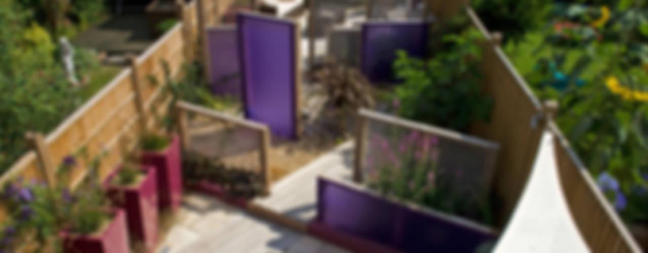 Iets Nieuws De mooiste ideeën voor smalle, langwerpige tuinen @DN99