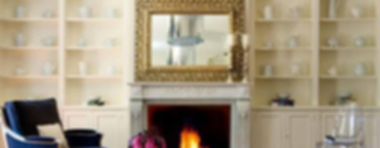 Casas clásicas de nikohl cadeau interiors Clásico