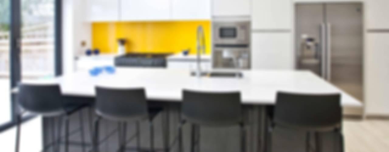 Projekty,  Kuchnia zaprojektowane przez Pyram