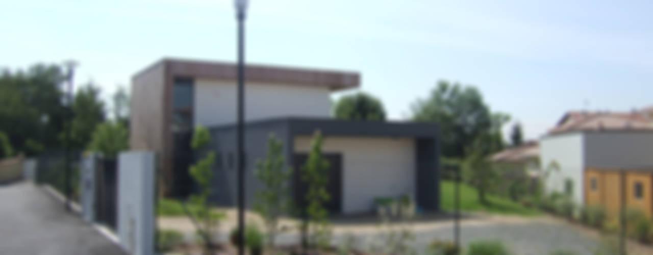 Casas modernas de AASV Moderno