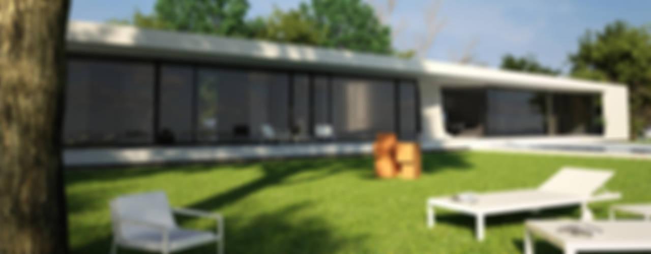 Casa en Cala Bassa, Ibiza Casas de estilo moderno de DUE Architecture & Design Moderno