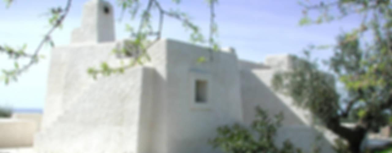 casa GM Case in stile mediterraneo di 0-co2 architettura sostenibile Mediterraneo