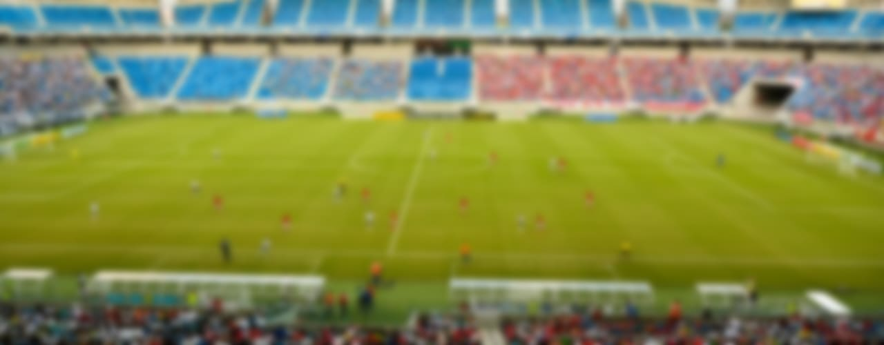World Cup 2014 Arena das Dunas Stadyumlar Populous