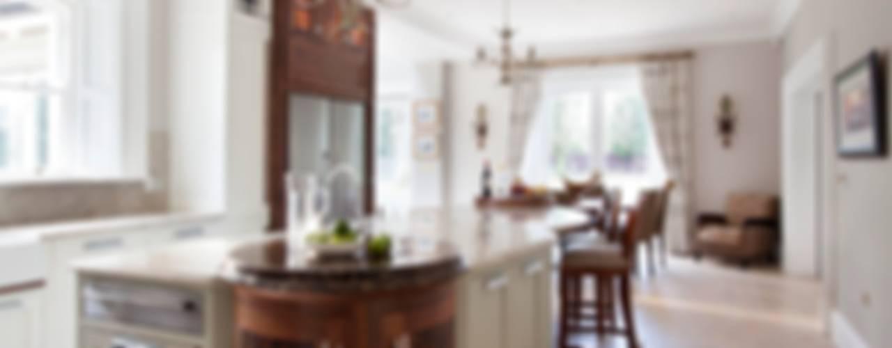 Elegance Designer Kitchen by Morgan Klasyczna kuchnia