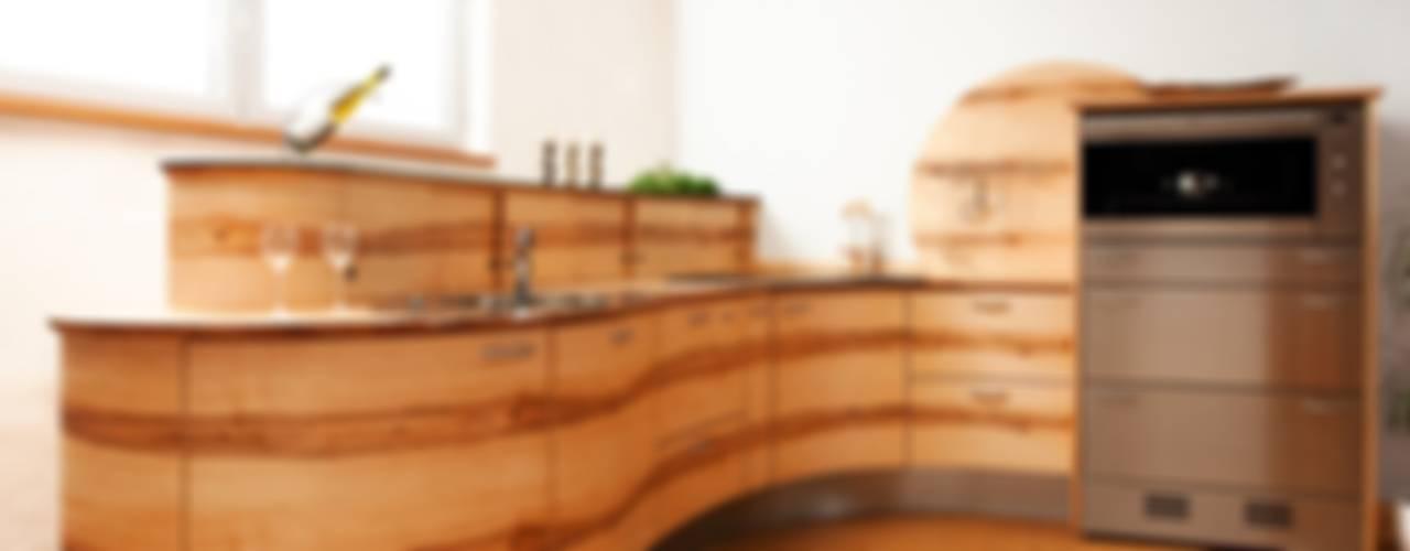 Dapur Modern Oleh Pfister Möbelwerkstatt GdbR Modern