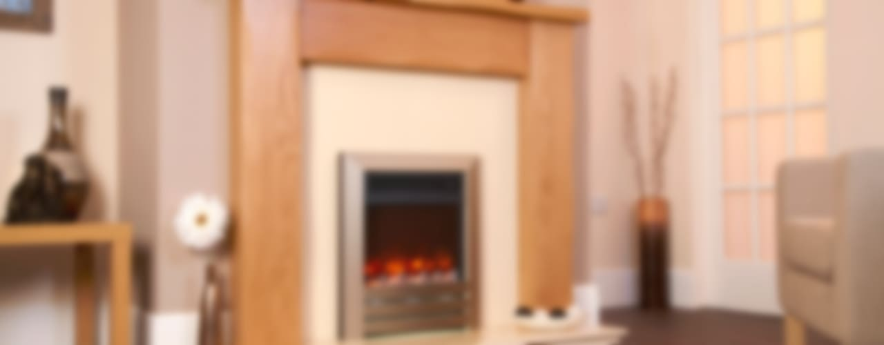 Inset Gas FIRE Fiveways Fires & Stoves 거실벽난로 & 액세서리