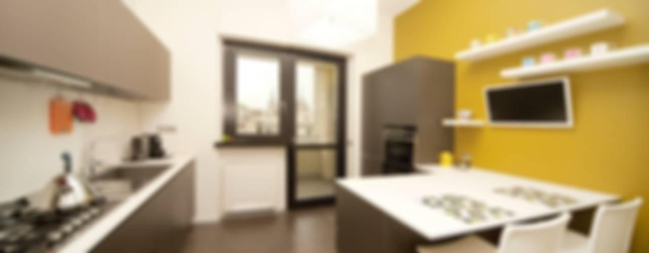 Private House Moderne Küchen von MNA Studio | Macchi Nicastri Architetti Modern