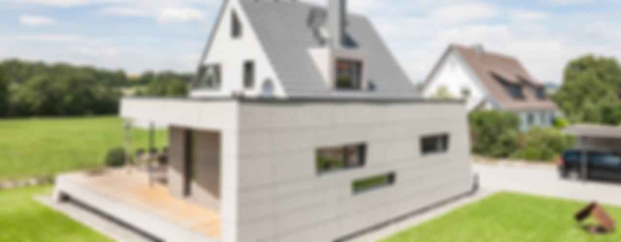 Casas de estilo  por wukowojac architekten