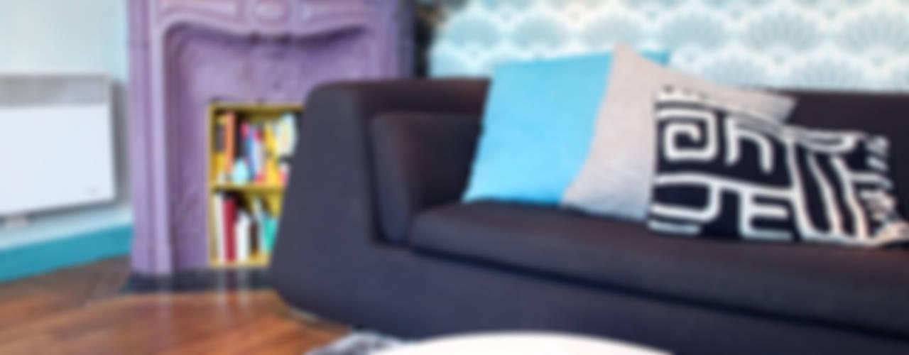 Ausgefallene Wohnzimmer von Sandra Dages Ausgefallen