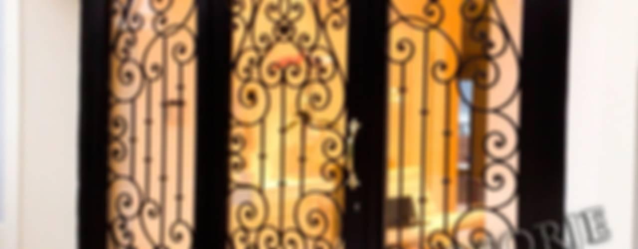 Teknik Metal Ferforje Finestre & Porte in stile classico